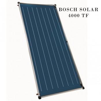 Bosch Solar 4000 TF - иновативен компактен соларен колектор